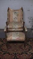 VICTORIAN CHAIR WITH