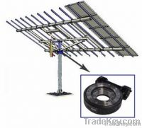 slew drive for solar tracking system