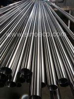 Ss Sanitary / Polishing Mirror Seamless / Welded Pipes Stainless Steel 304 201 316 Pipe