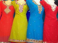 Hand Work Salwar Kameez