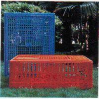 Plastic Fowl Cage