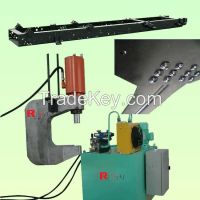 chasiss riveting machine, haning riveting machine, portable riveter