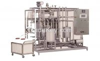 HTST Sterilizer Set (Milk Production Machine)