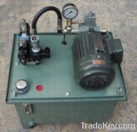 hydraulic power pack