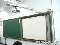 Infrared multi touch whiteboard for smart education