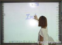 Smart classroom digital writing board for sale