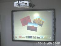 infrared interactive projector touch screen whiteboard for teaching
