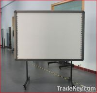 smart classroom interactive white board stand for sale