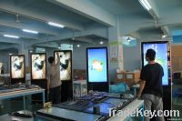 42 inch advertising display touch screen kiosk for sale