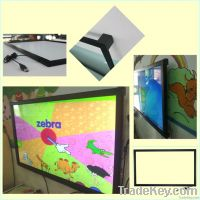 Riotouch 55 inch touch screen overlay for LCD TV