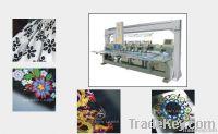 Bridge Computerized Embroidery Machine