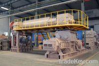 clay brick extruding machine 2