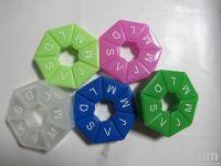 Seven Sided Pill Organizer