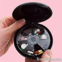 Round Pill Organizer