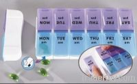 Removable Pill Organizer