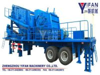 impact crusher mobile used