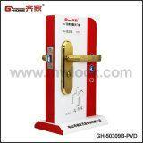 Bathroom Door Lock (GH-50309B PVD)