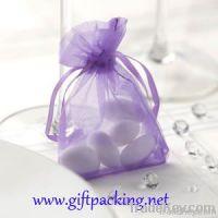 10x12cm Organza Gift Bags