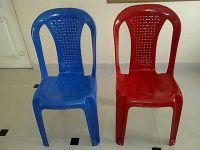 Plasti chairs