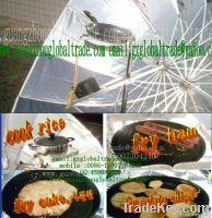solar  umbrella BBQ cooker  BBQ GRILL