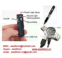 Spy Pen DVR Camera