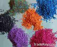 colored EPDM Granules