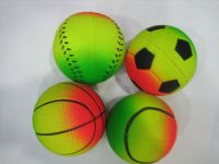 Rubber Toy Balls