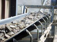abrasion resistant conveyor belt