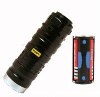 18W Osram*6 LED 1200LM 3-Mode Flashlight (3*18650)