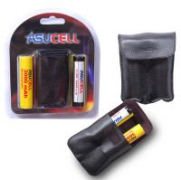 ASUCELL Li-ion 3000MAH, 18650 protection cover battery