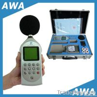 Multifunction sound level meter