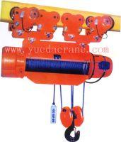 CD&MD Model Wirerope Electric Hoist