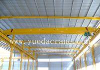 LD model 1t~30t single girder overhead crane (EOT crane)