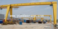 MH Model Single Girder Gantry Crane