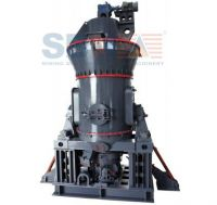 SBM Vertical Coal Mill Machine