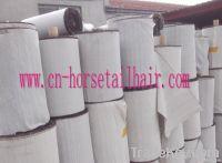 horsetail hair for fabrics