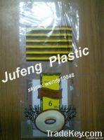 Plastic bread bags
