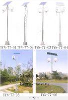 Stainless steel solar LED garden lights, Acero inoxidable solar LED luces de jardín, Acier inoxydable solaire LED lampes de jardin