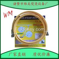 teflon steam hose pipe