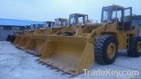 wheel loader catpillar 966E
