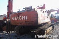 Used Crawler excavator : Hitachi EX200