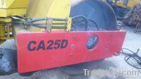 Used Road Roller Dynapac CA25