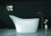 man-made stone bath