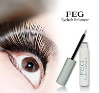 Natural eyelash extension serum effective eyelash growth glue 2013 hot product FEG eyelash enhancer