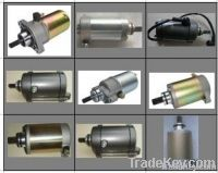 Motorcycle electric parts
