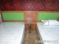 Cheap Hotel Furniture, Bed, Headboard, Dresser, Mirror, Desk, Chair