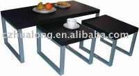 nesting table/coffee table