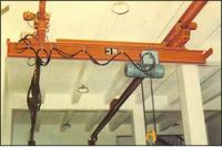 Single Beam Suspension Crane