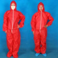 Protective Gown, Protective Clothing, Protective Coverall