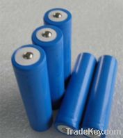 18650 lithium battery